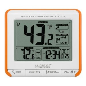 La Crosse� Technology Wireless Temperature Station